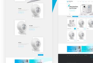 nowa strona internetowa Optopol wykonana przez Roxx media