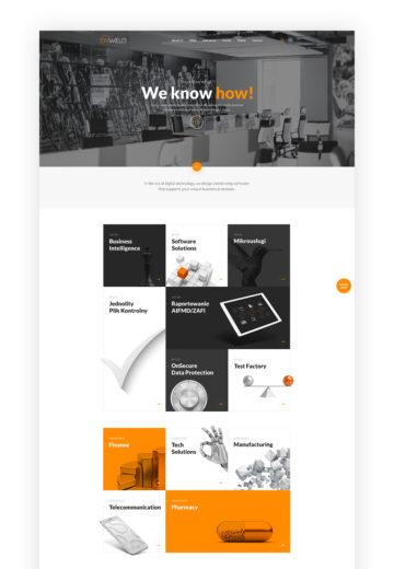 Onwelo projekt graficzny