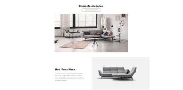 Projekt serwisu www Aksonometria