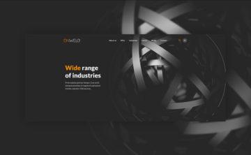 Onwelo web development serwisu