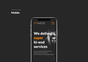Onwelo web development strony