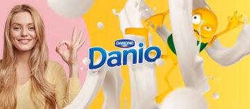 Danio projekt graficzny strony www