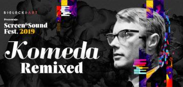 animacje i czołówki na festiwalu Screen&Sound Fest. 2019