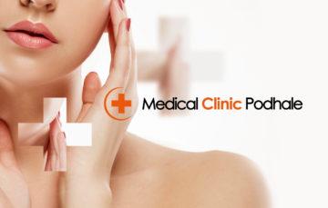 projekt funkcjonalny Medical Clinic Podhale